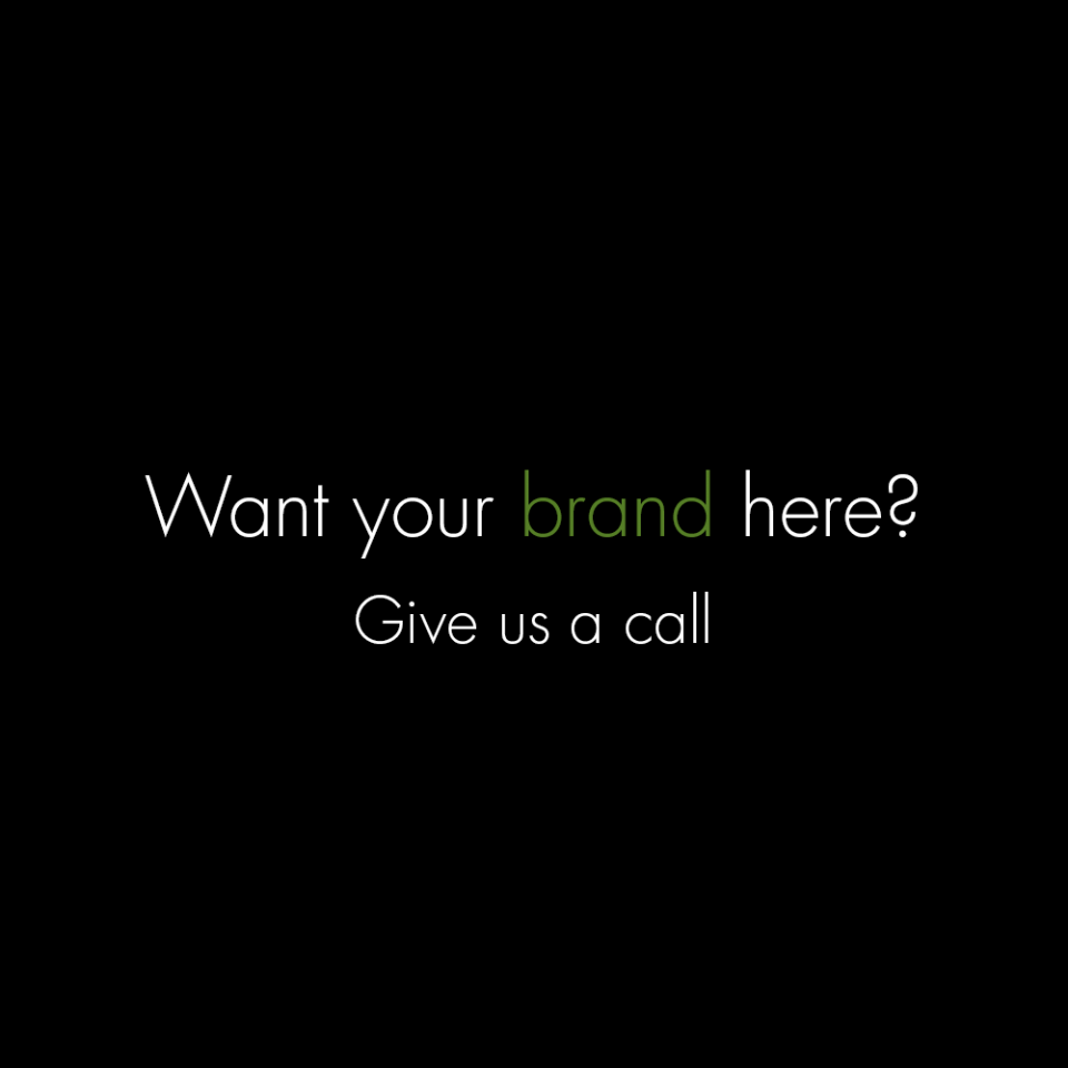 Want your brand here?